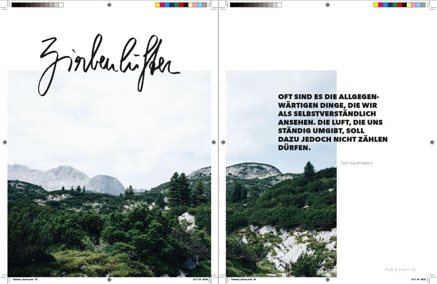 Ordinaire Magazine Inside Fabian Rettenbacher6