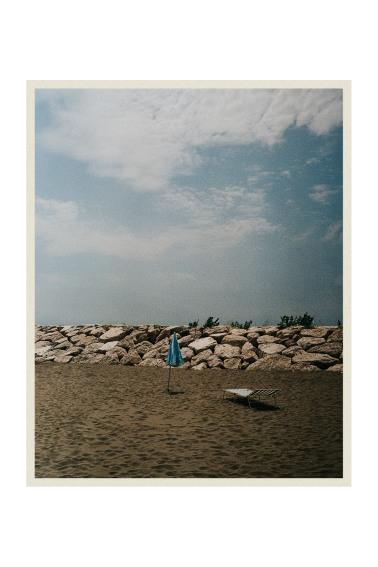 FR Fabian Rettenbacher On The Beach